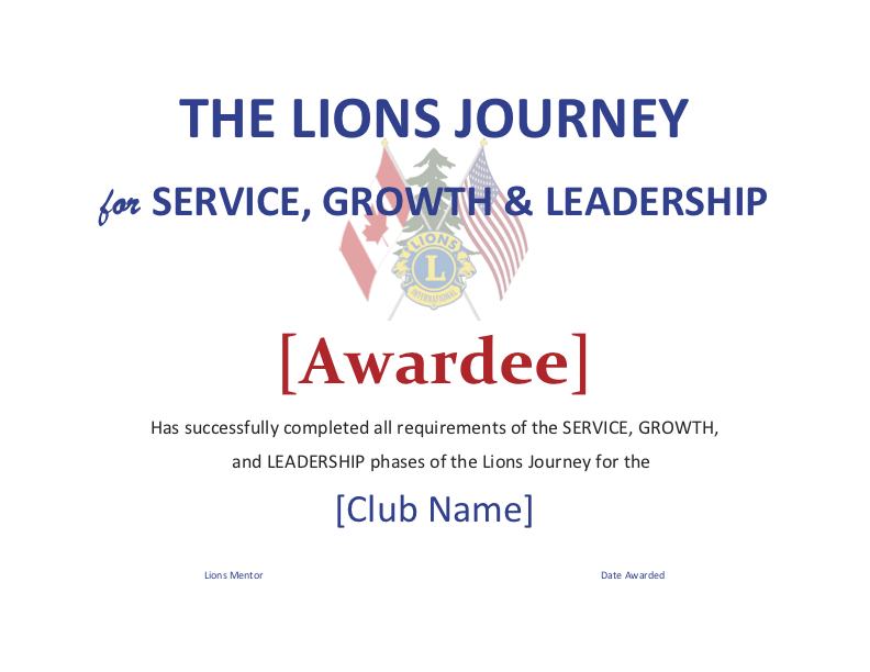 MD19 Lions—Learning